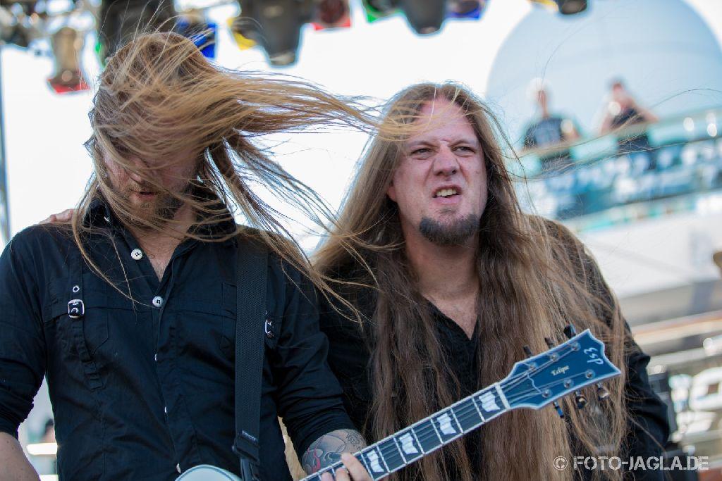 70000 Tons of Metal 2014 ::. Leaves' Eyes