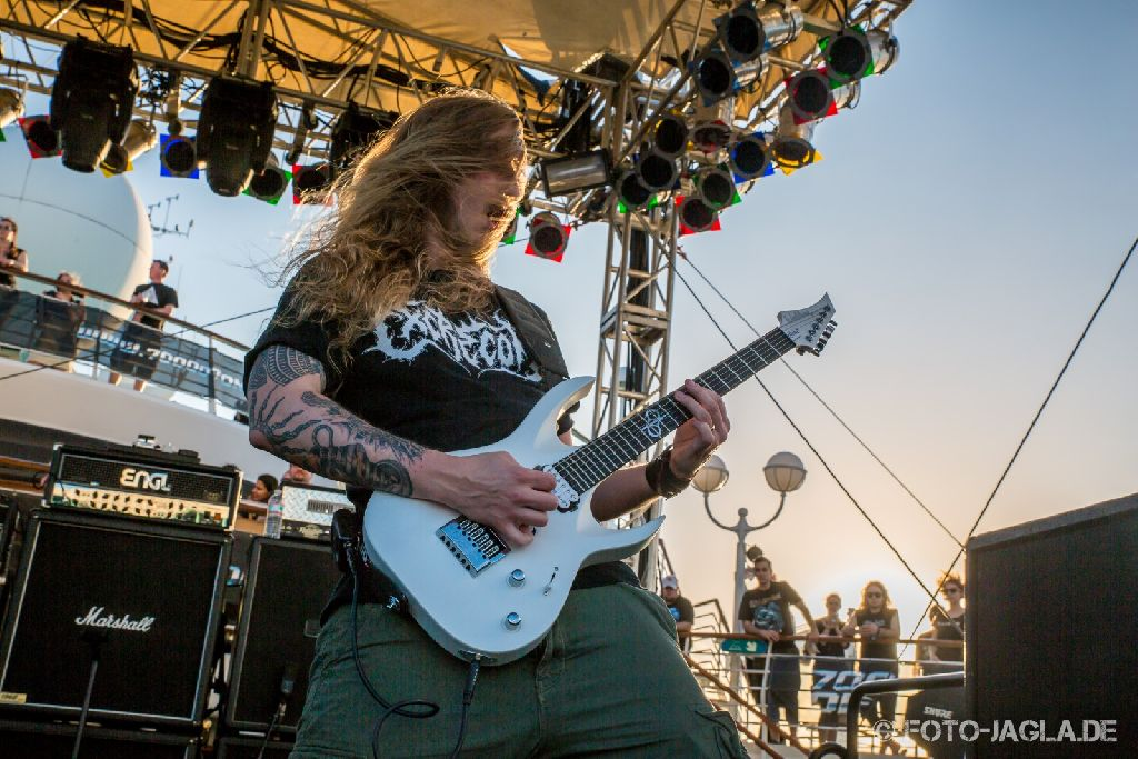 70000 Tons of Metal 2014 ::. The Haunted