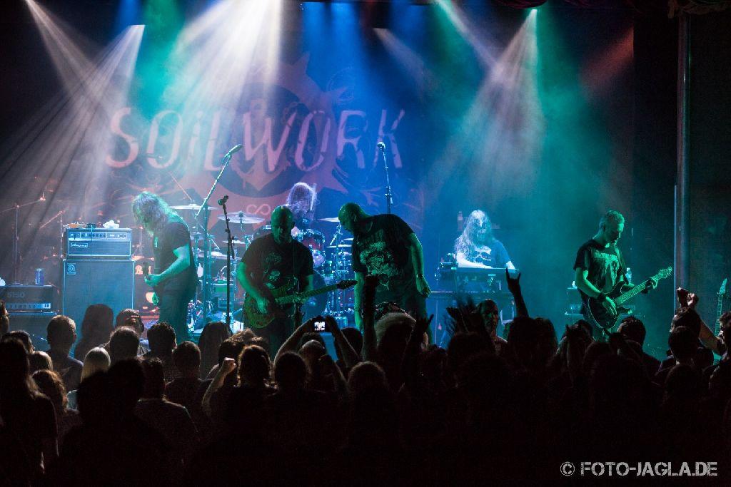70000 Tons of Metal 2014 ::. Soilwork