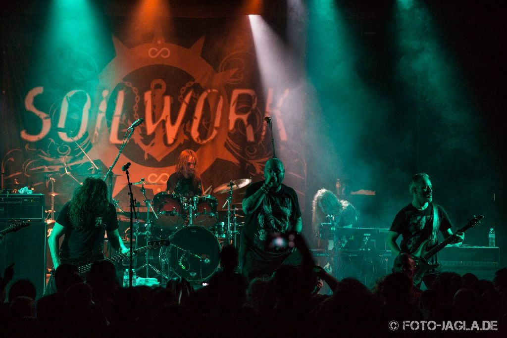 70000 Tons of Metal 2014 ::. Soilwork