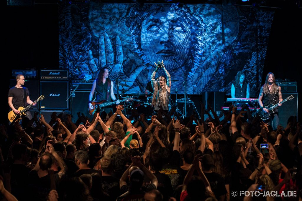 70000 Tons of Metal 2015 ::. Amorphis