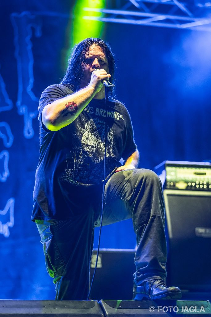 Metaldays 2015 (Day 2) ::. Cannibal Corpse