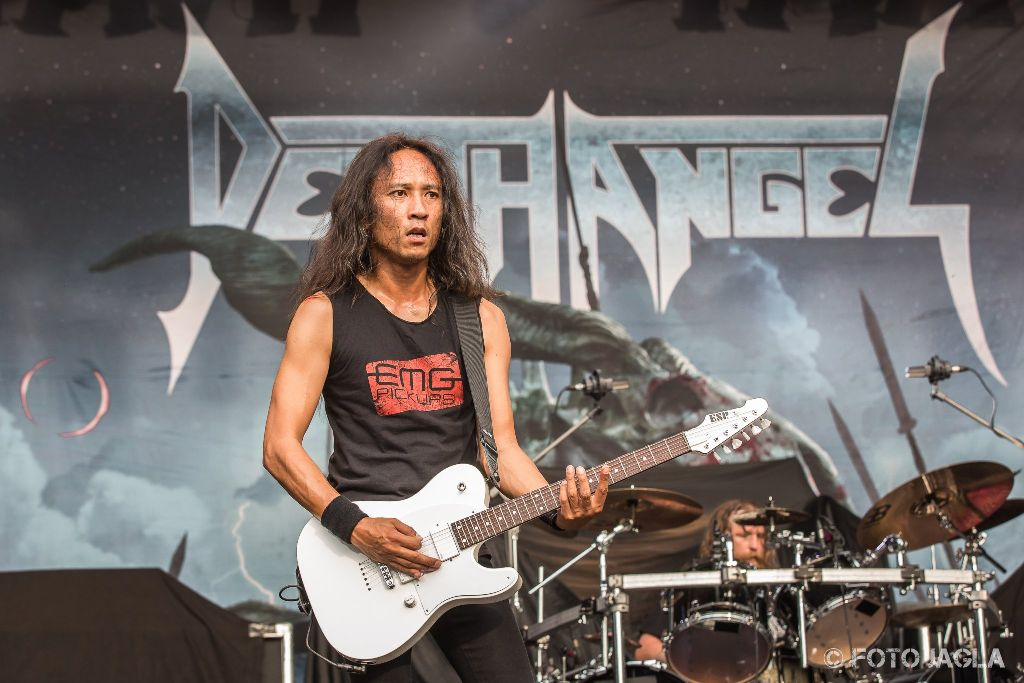 Metaldays 2015 (Day 3) ::. Death Angel