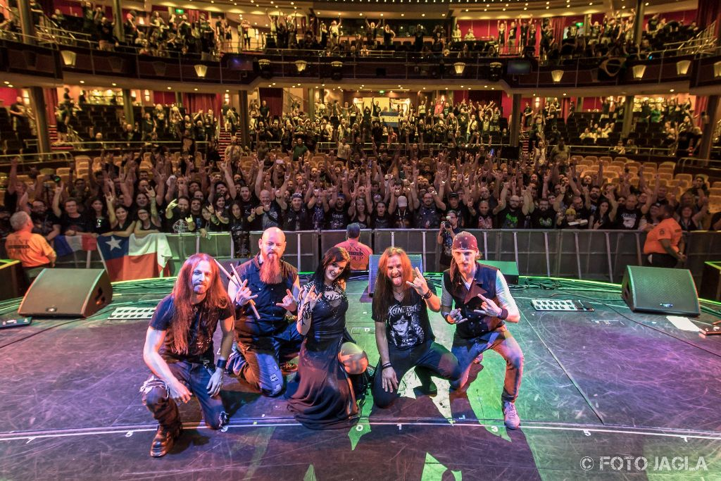 70000 Tons Of Metal 2017