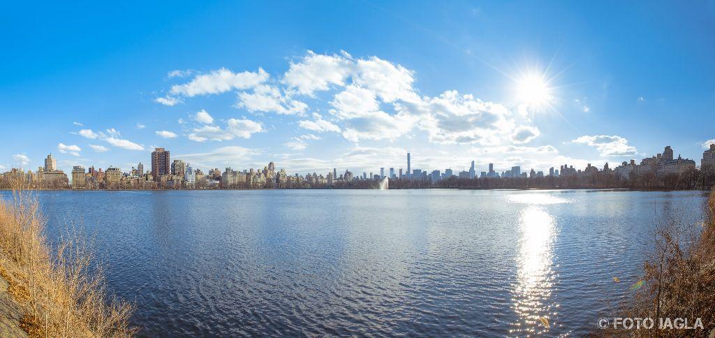 New York Central Park Januar 2017