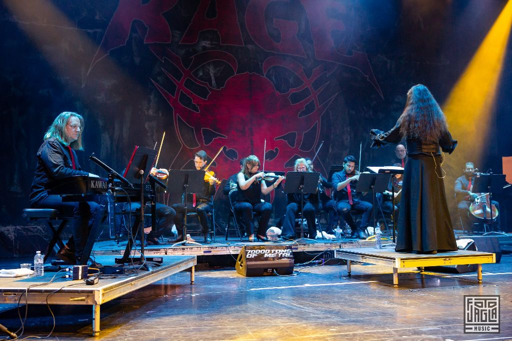 Rage & The Lingua Mortis Orchestra - Royal Theater