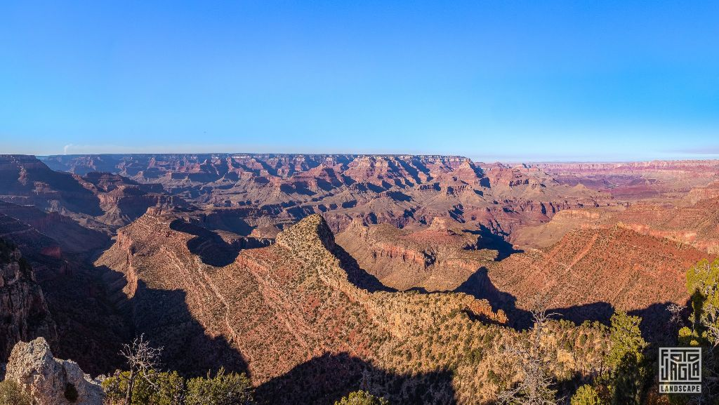 Grand Viewpoint in Grand Canyon Village