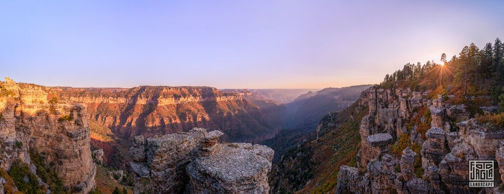 North Rim - Grand Canyon National Park Arizona, USA 2019