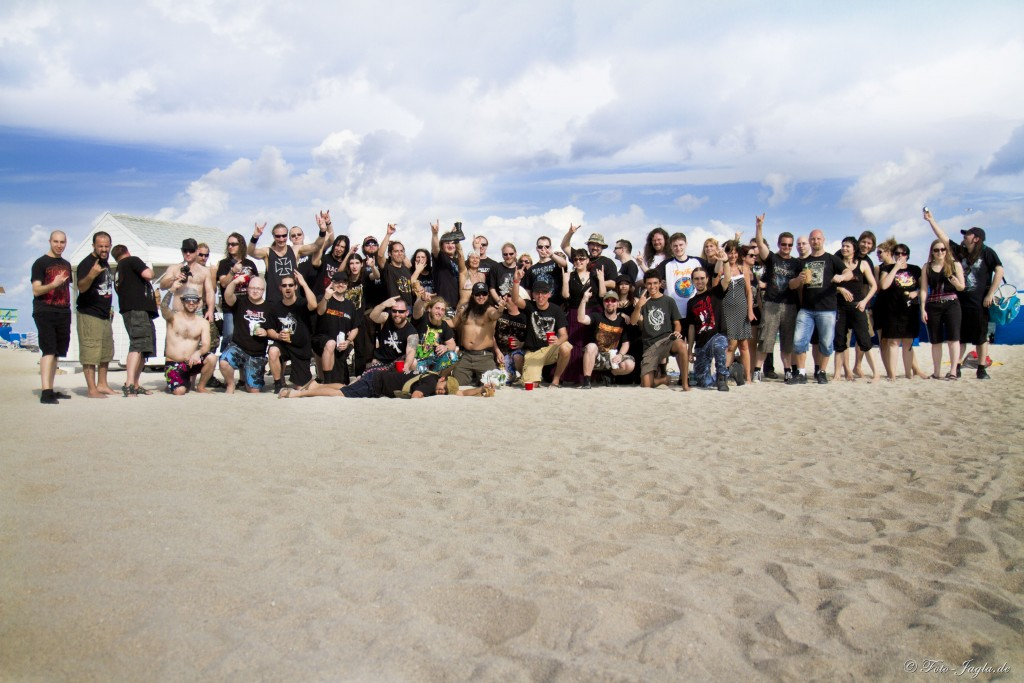70000 Tons of Metal 2012 ::. Miami, Florida ::. Heavy Metal Beach Party am South Beach