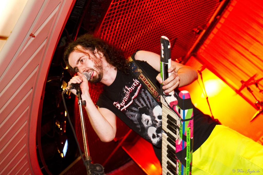70000 Tons of Metal 2012 ::. Miami, Florida ::. Alestorm