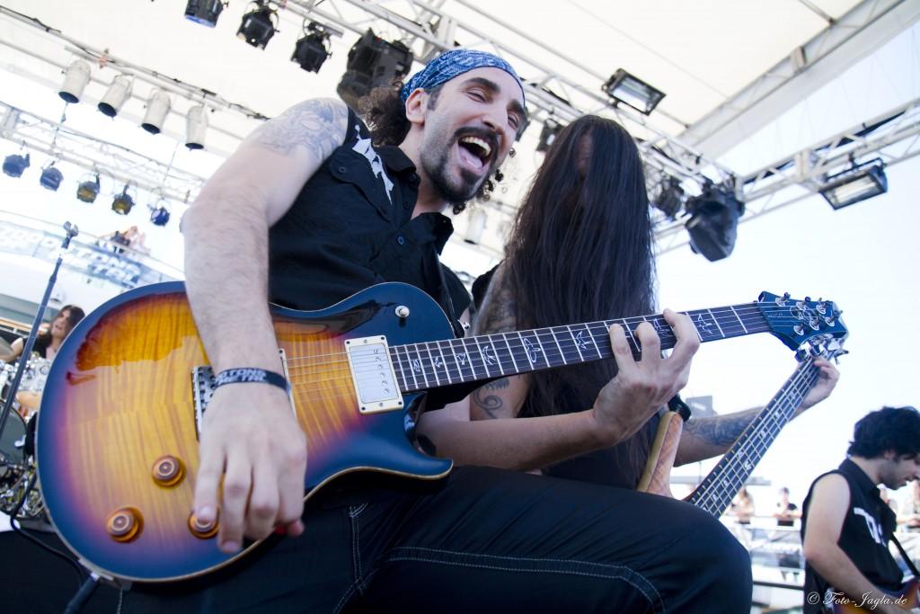 70000 Tons of Metal 2012 ::. Miami, Florida ::. Orphaned Land