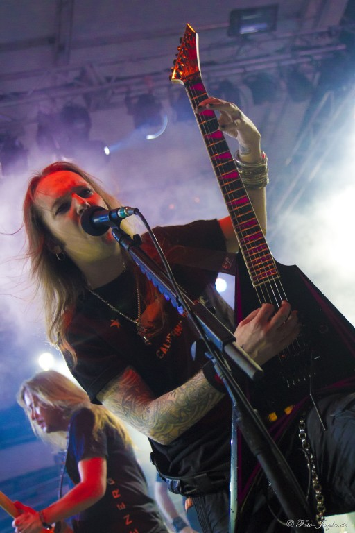 70000 Tons of Metal 2012 ::. Miami, Florida ::. Children of Bodom