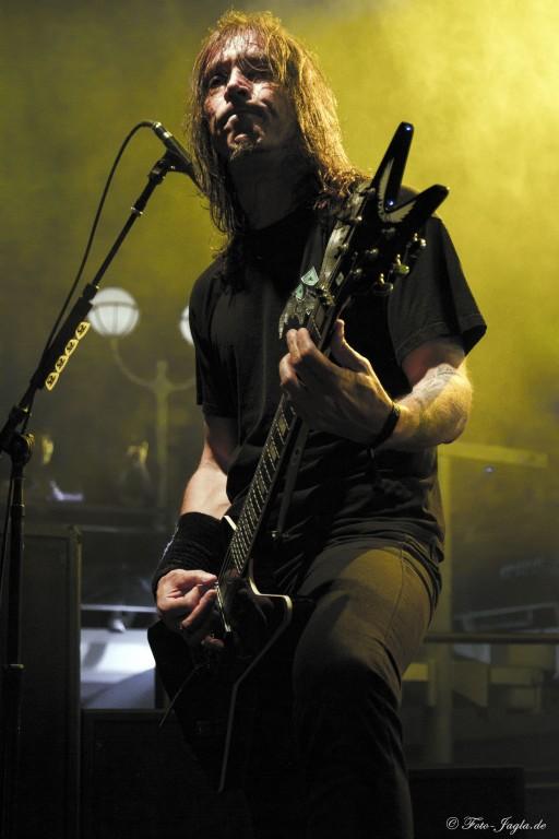 70000 Tons of Metal 2012 ::. Miami, Florida ::. Overkill