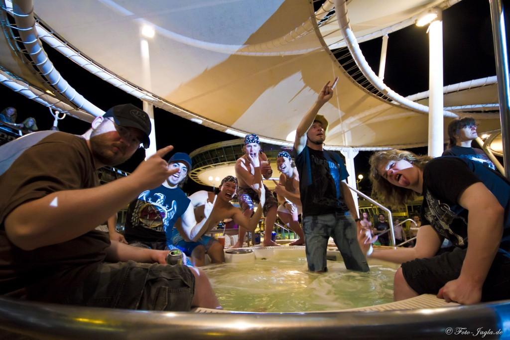 70000 Tons of Metal 2012 ::. Miami, Florida ::. Whirlpool