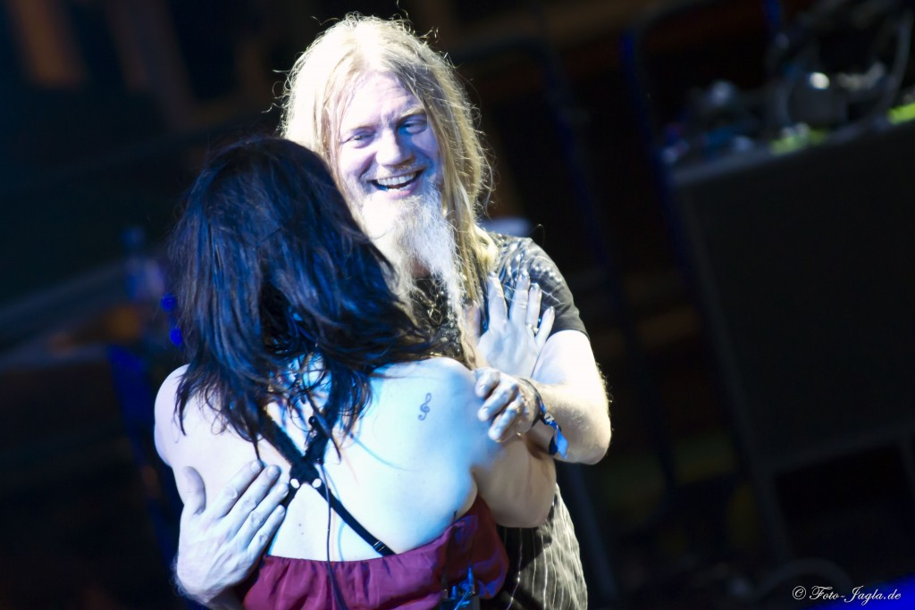 70000 Tons of Metal 2012 ::. Miami, Florida ::. Nightwish