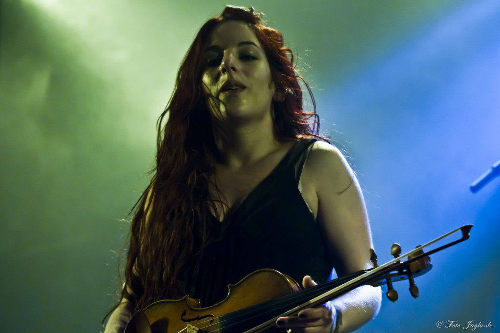 70000 Tons of Metal 2012 ::. Miami, Florida ::. Eluveitie