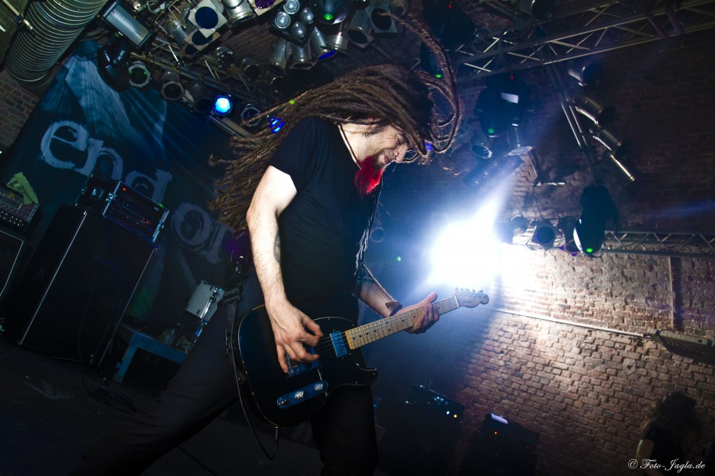 END OF GREEN ::. Matrix Bochum 2012 ::. 20 Years Of Self Destruction Tour