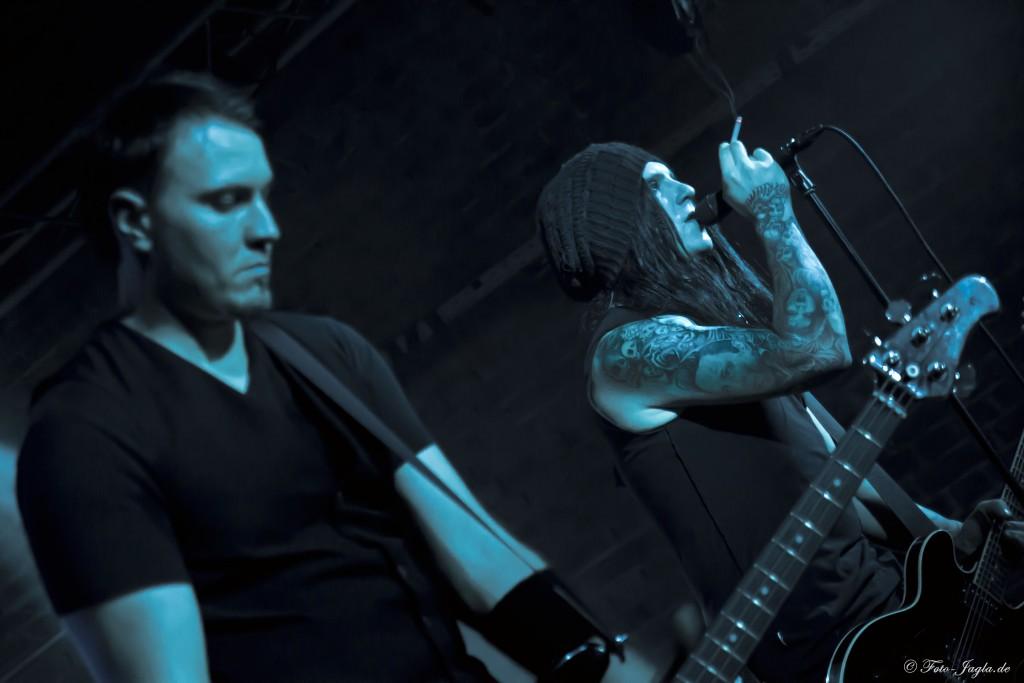 END OF GREEN ::. Matrix Bochum 2012 ::. 20 Years Of Self Destruction Tour