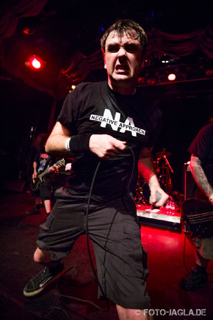 Barge To Hell 2012 ::. Napalm Death
