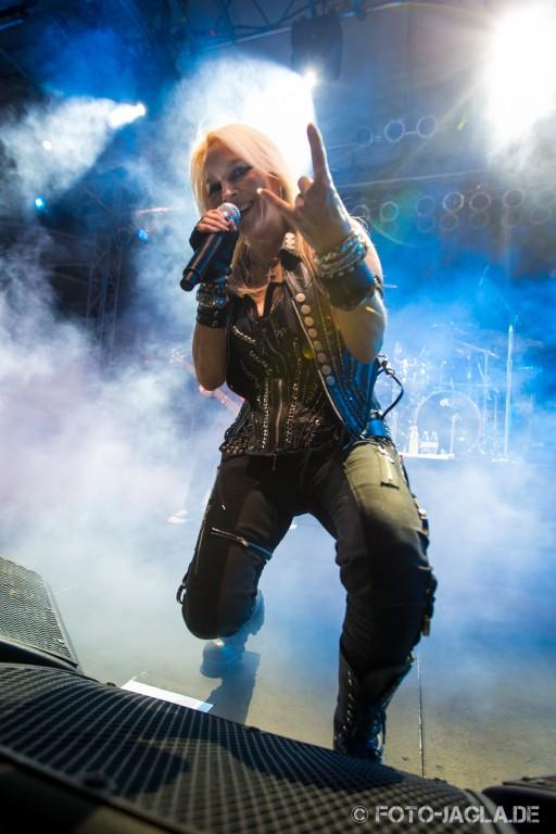 70000 Tons of Metal 2013 ::. Doro ::. http://www.foto-jagla.de
