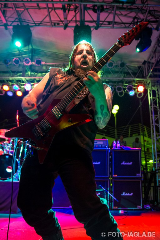 70000 Tons of Metal 2013 ::. Immolation ::. http://www.foto-jagla.de