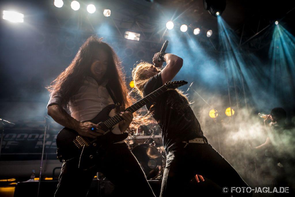 70000 Tons of Metal 2013 ::. Dragonforce ::. http://www.foto-jagla.de