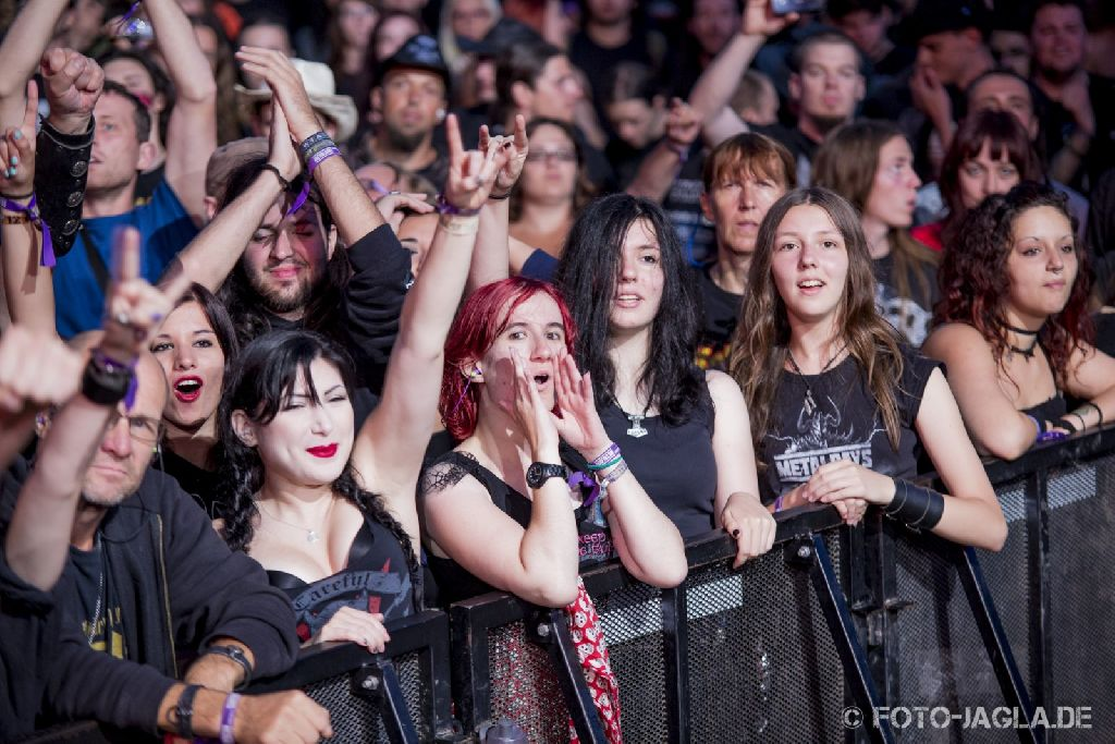 Metaldays 2013 ::. Crowd @ Turisas
