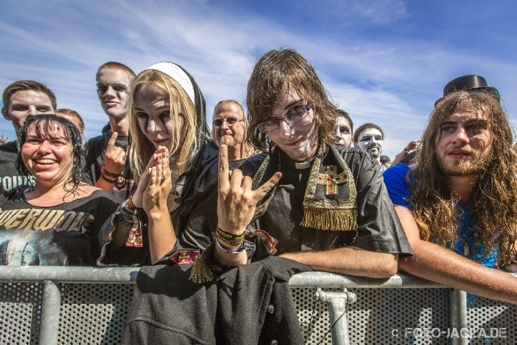 Summer Breeze 2013 ::. Powerwolf fans