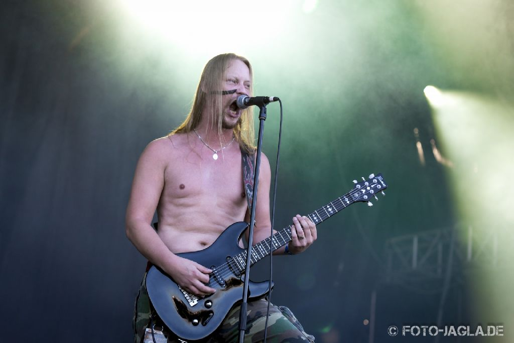 Summer Breeze 2013 ::. Ensiferum