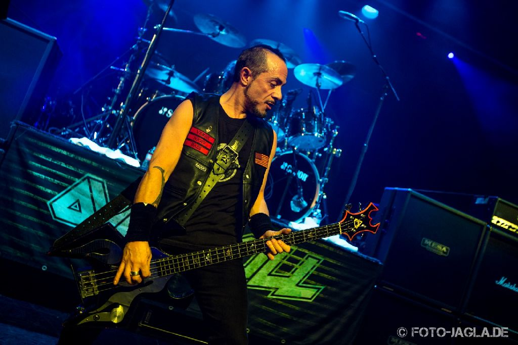70000 Tons of Metal 2014 ::. Overkill