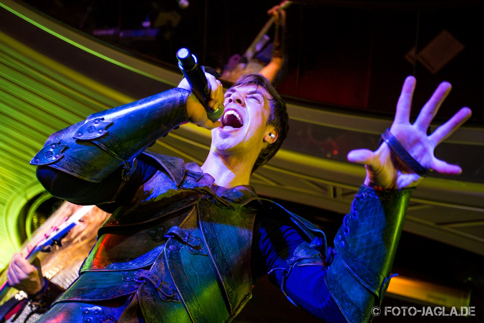 70000 Tons of Metal 2014 ::. Gloryhammer