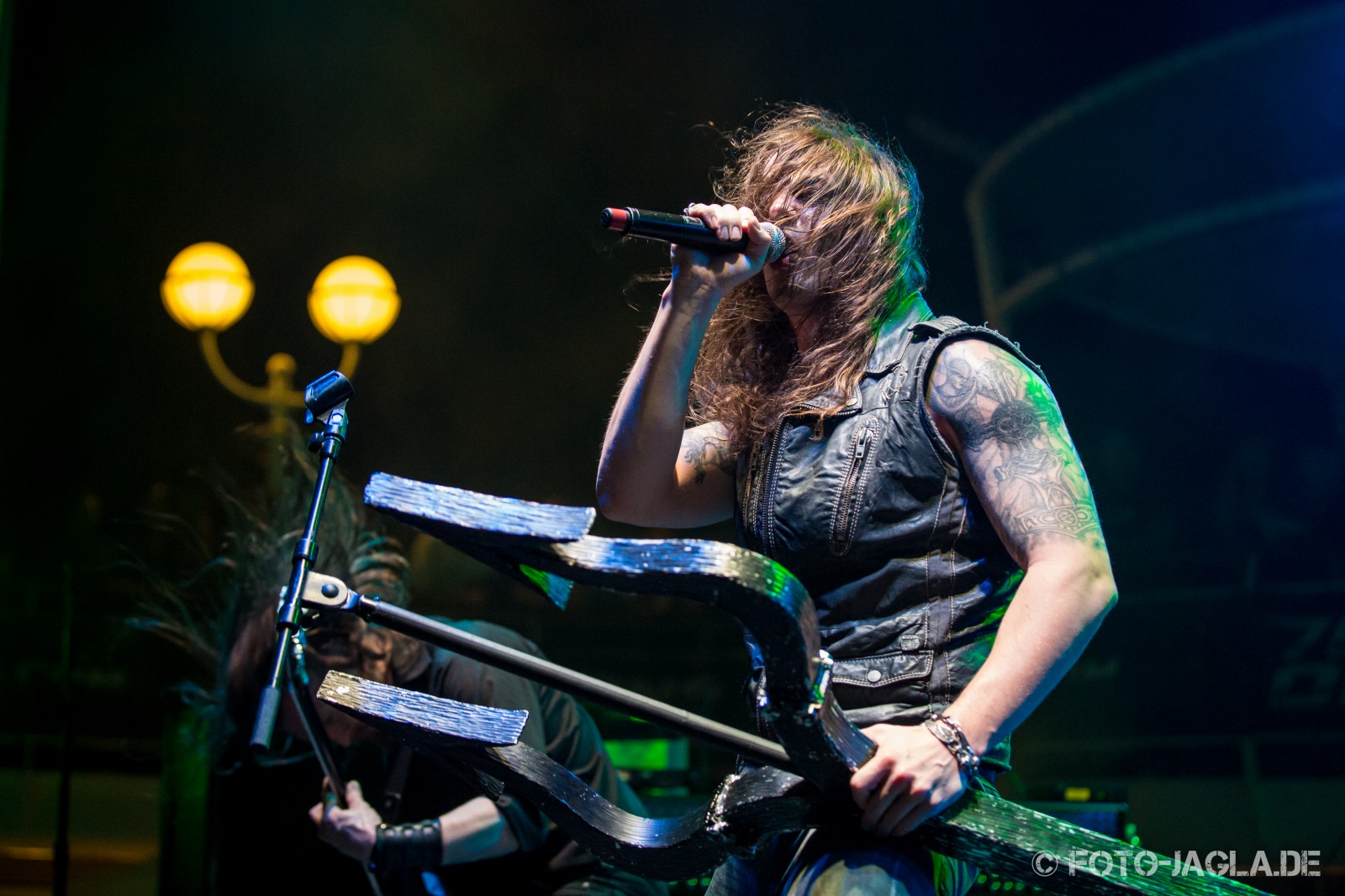 70000 Tons of Metal 2014 ::. Satyricon