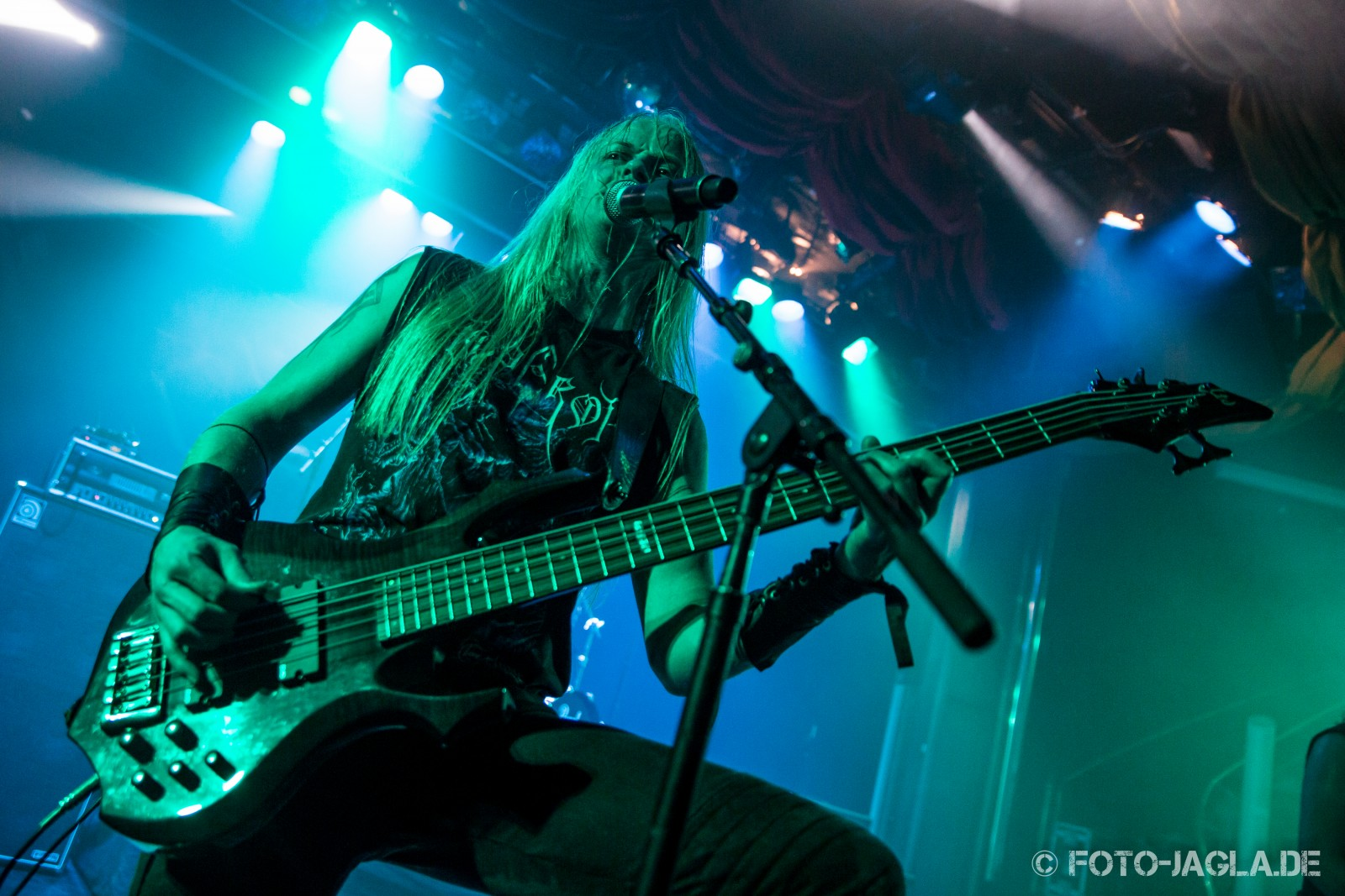 70000 Tons of Metal 2014 ::. Keep of Kalessin