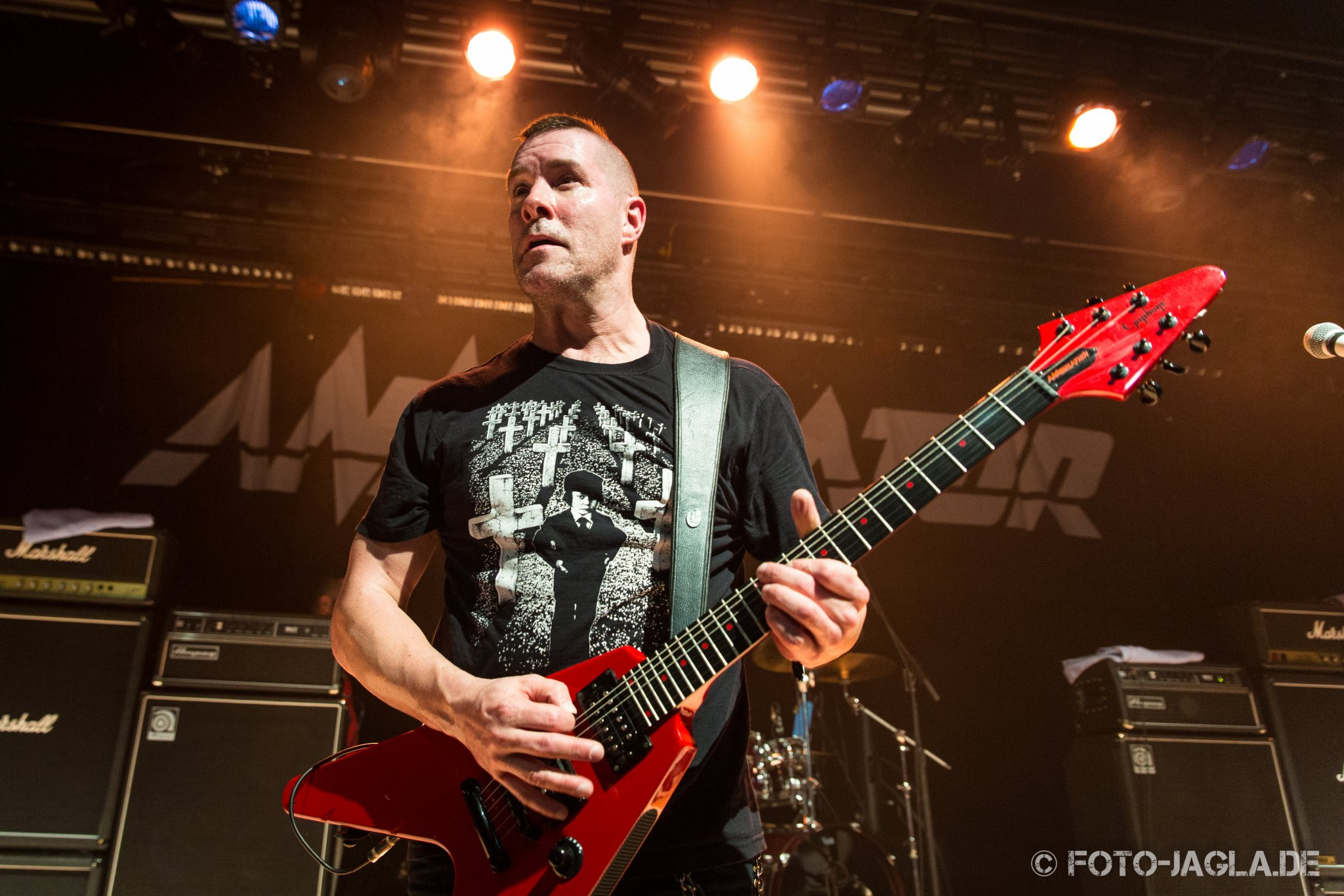 70000 Tons of Metal 2015 ::. Annihilator