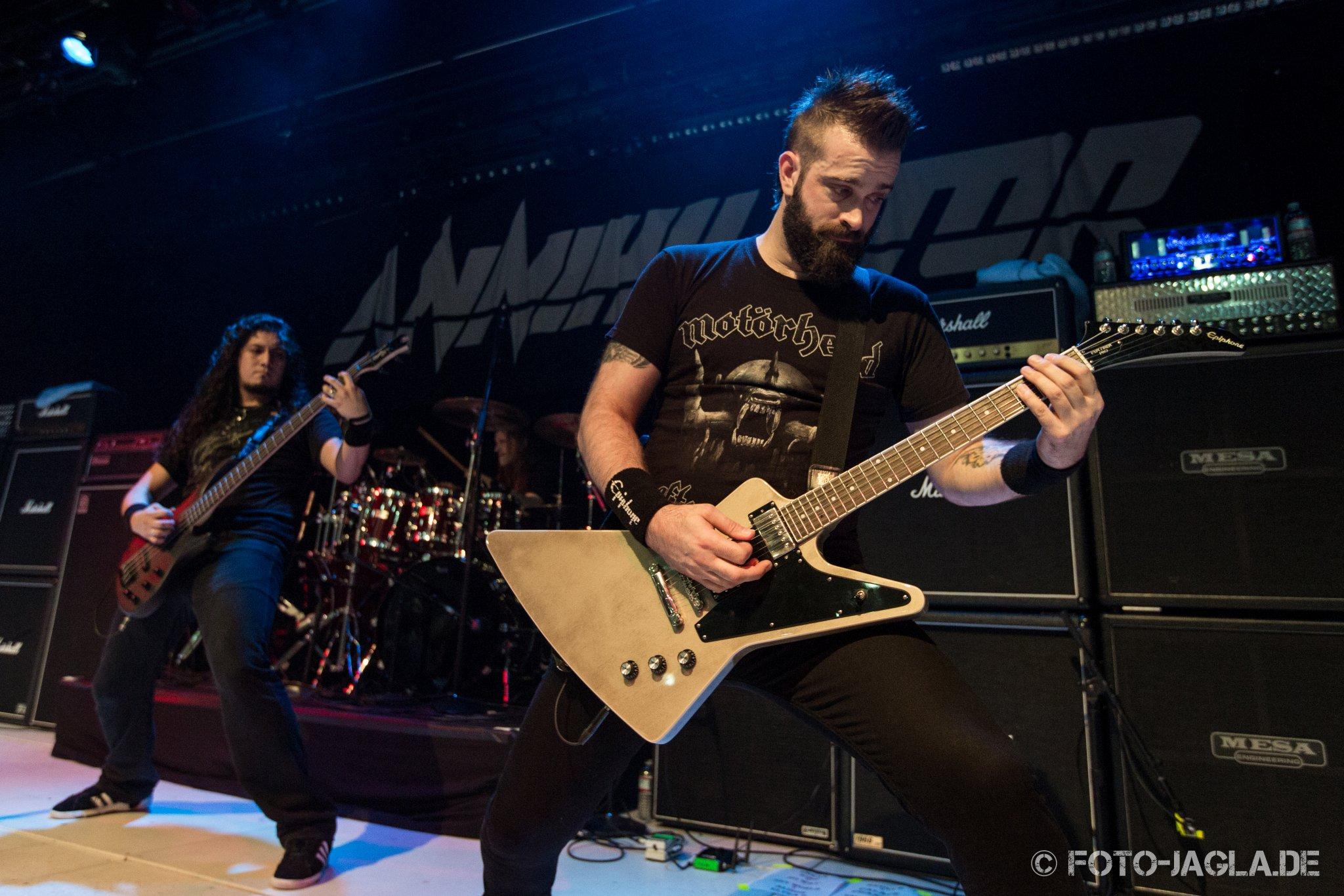 70000 Tons of Metal 2015 ::. Annihilator