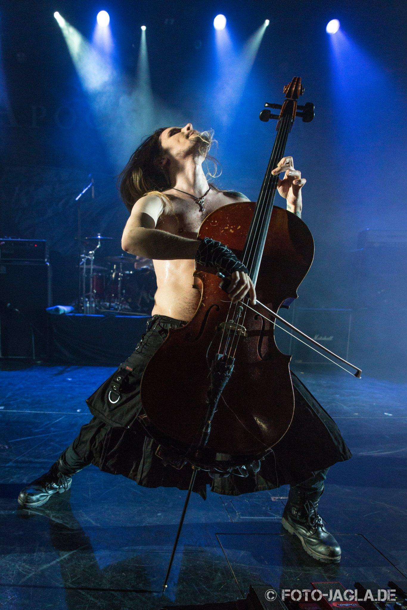 70000 Tons of Metal 2015 ::. Apocalyptica