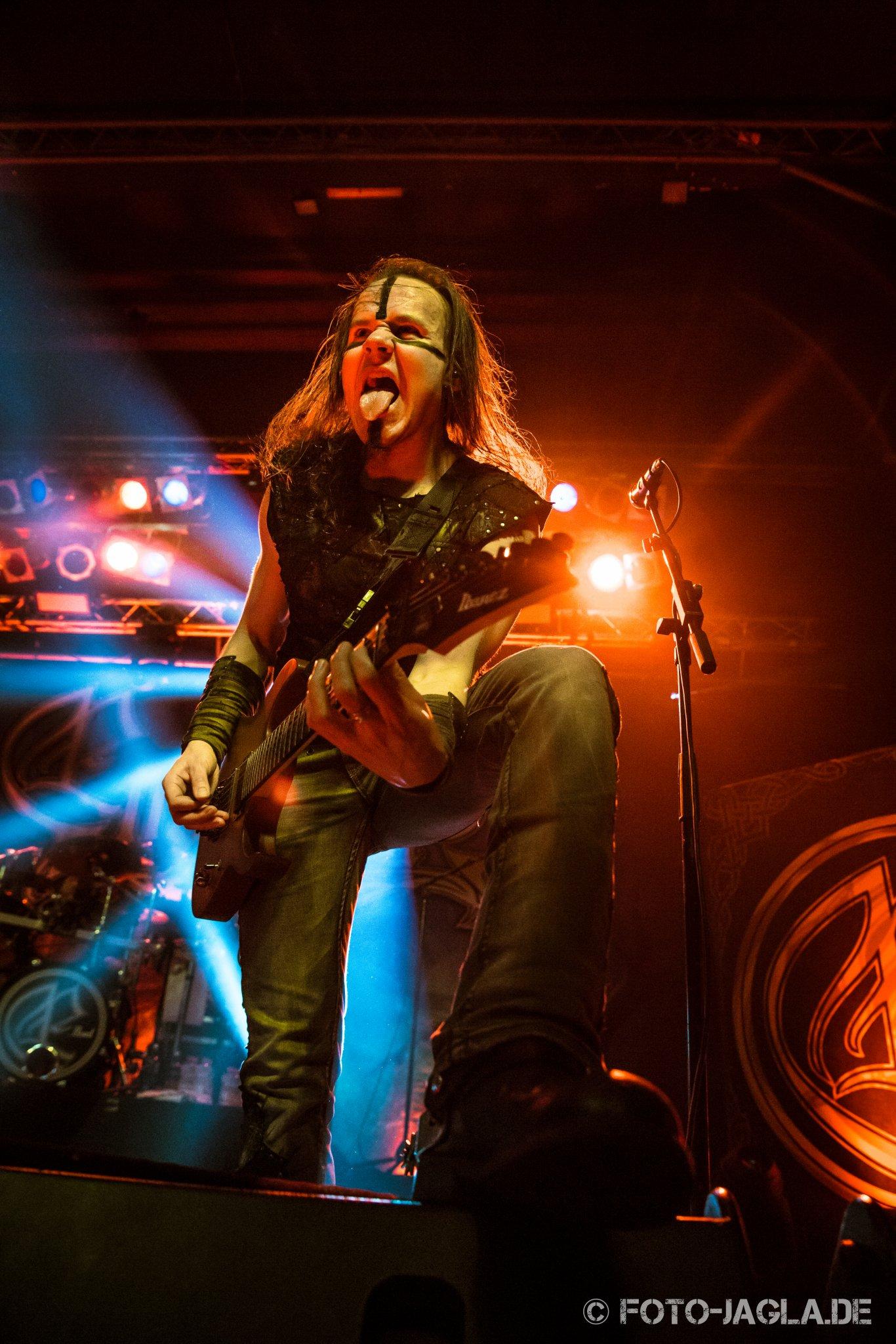 Ensiferum Konzert am 28.03.2015 im Tivoli in Bremen