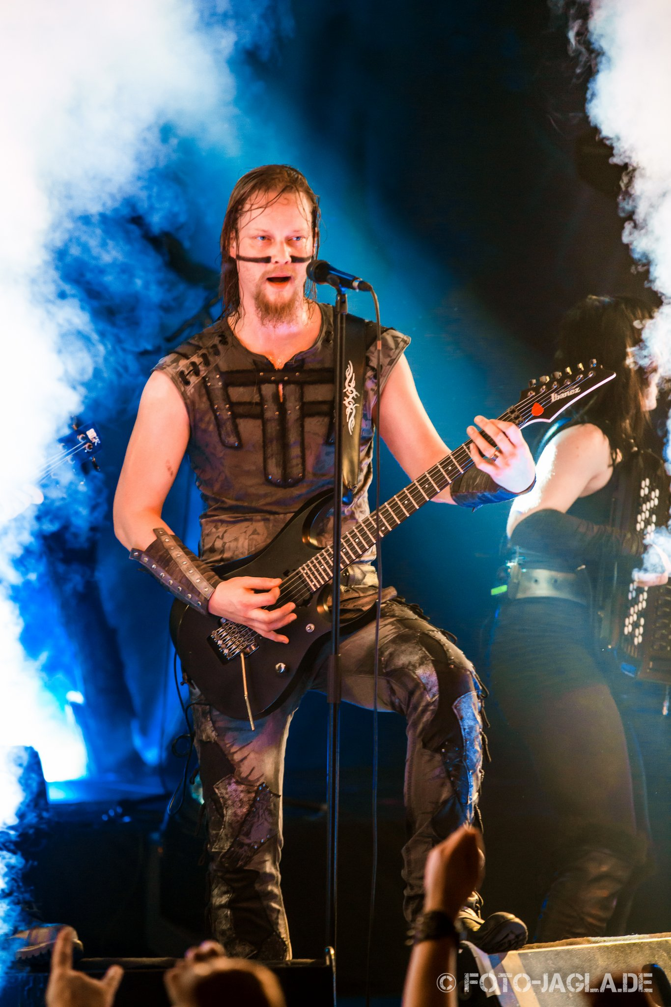 Ensiferum Konzert am 28.03.2015 im Tivoli in Bremen