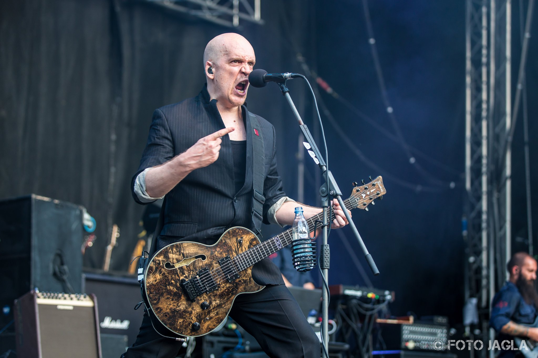 Metaldays 2015 (Day 1) ::. Devin Townsend Project