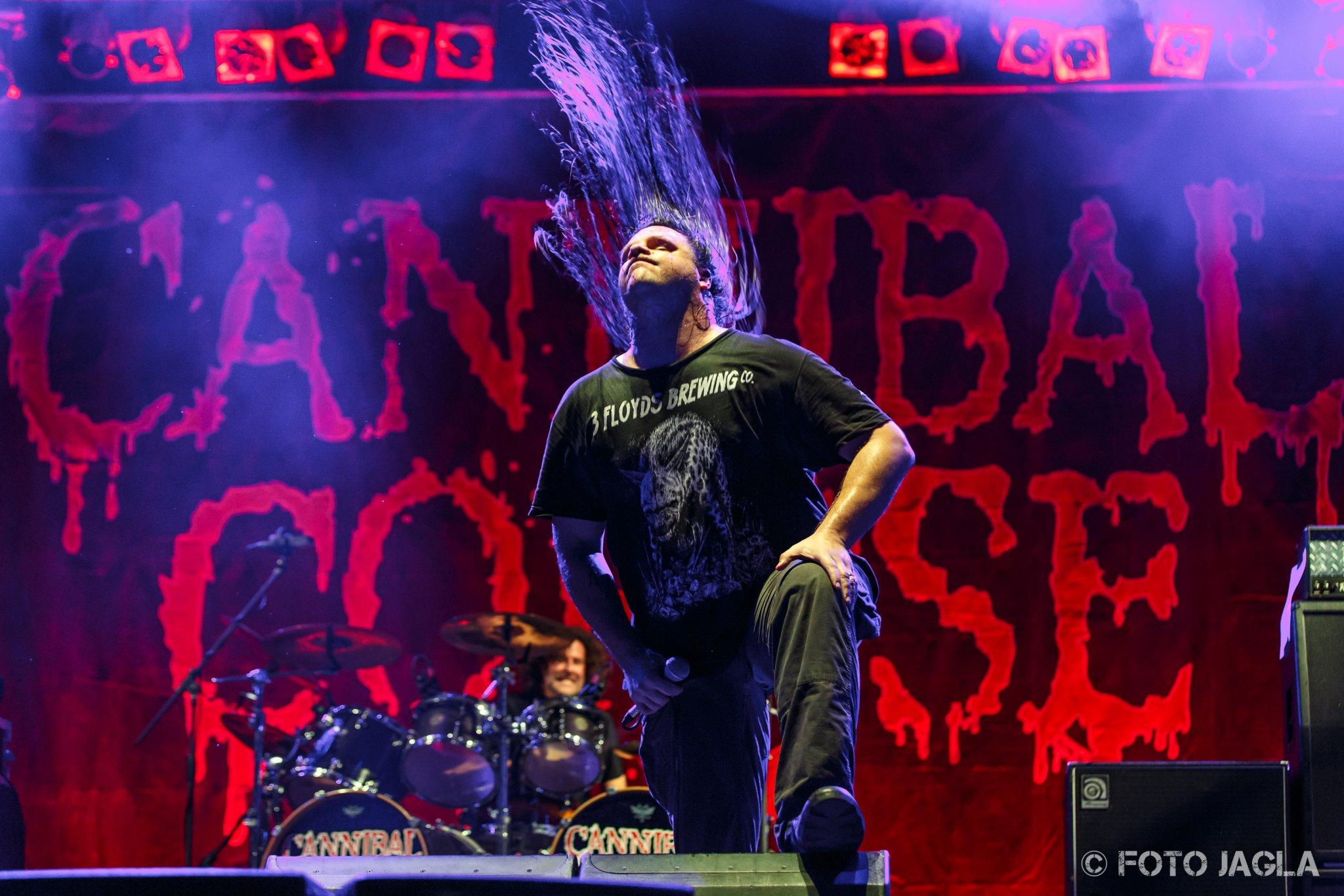 Metaldays 2015 (Day 2) ::. Cannibal Corpse
