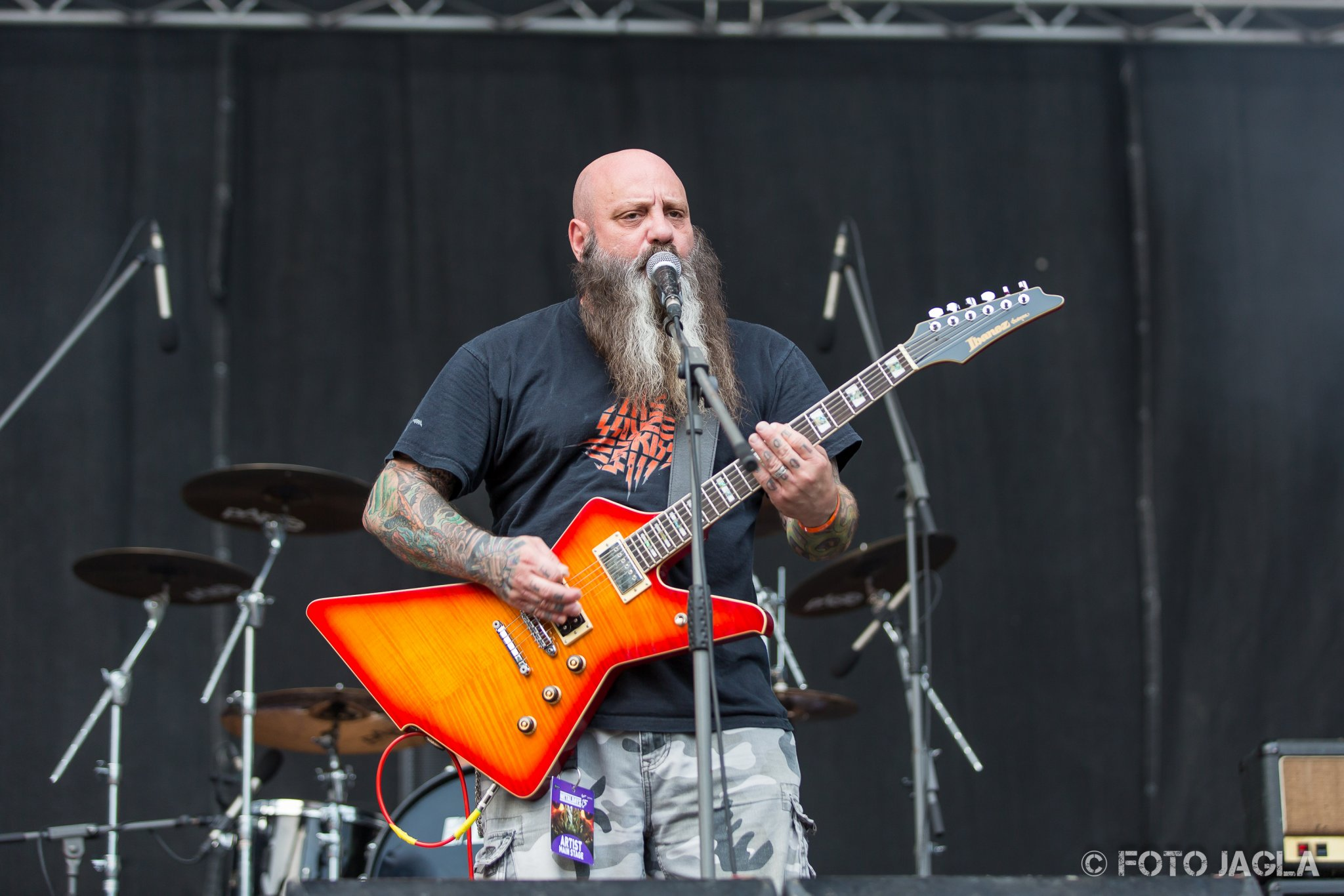 Metaldays 2015 (Day 4) ::. Crowbar