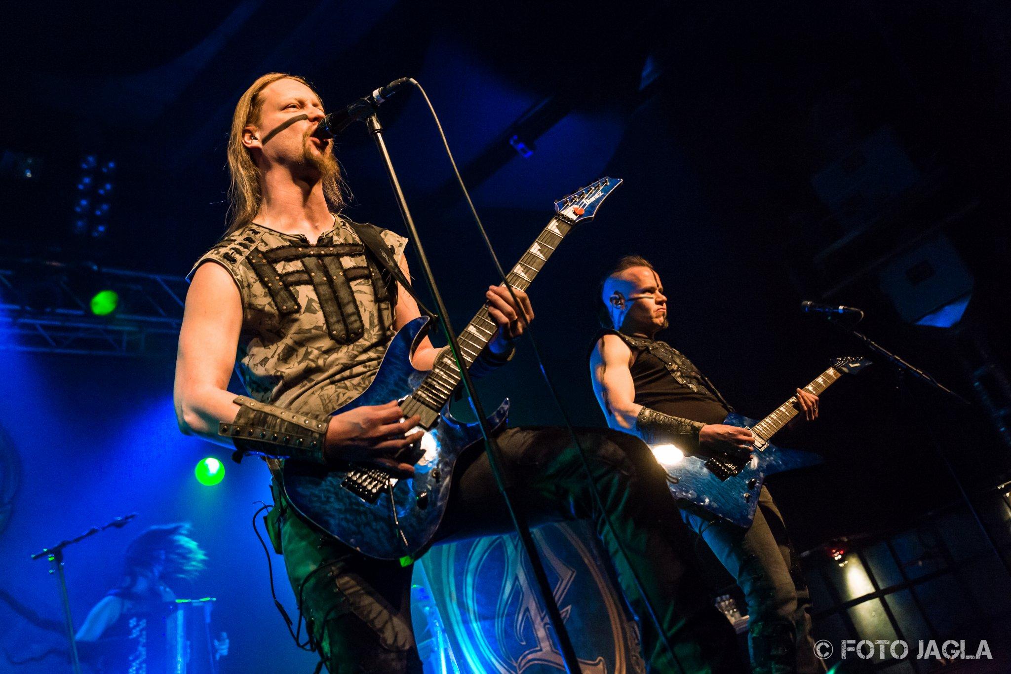 Ensiferum Tour  Setlist