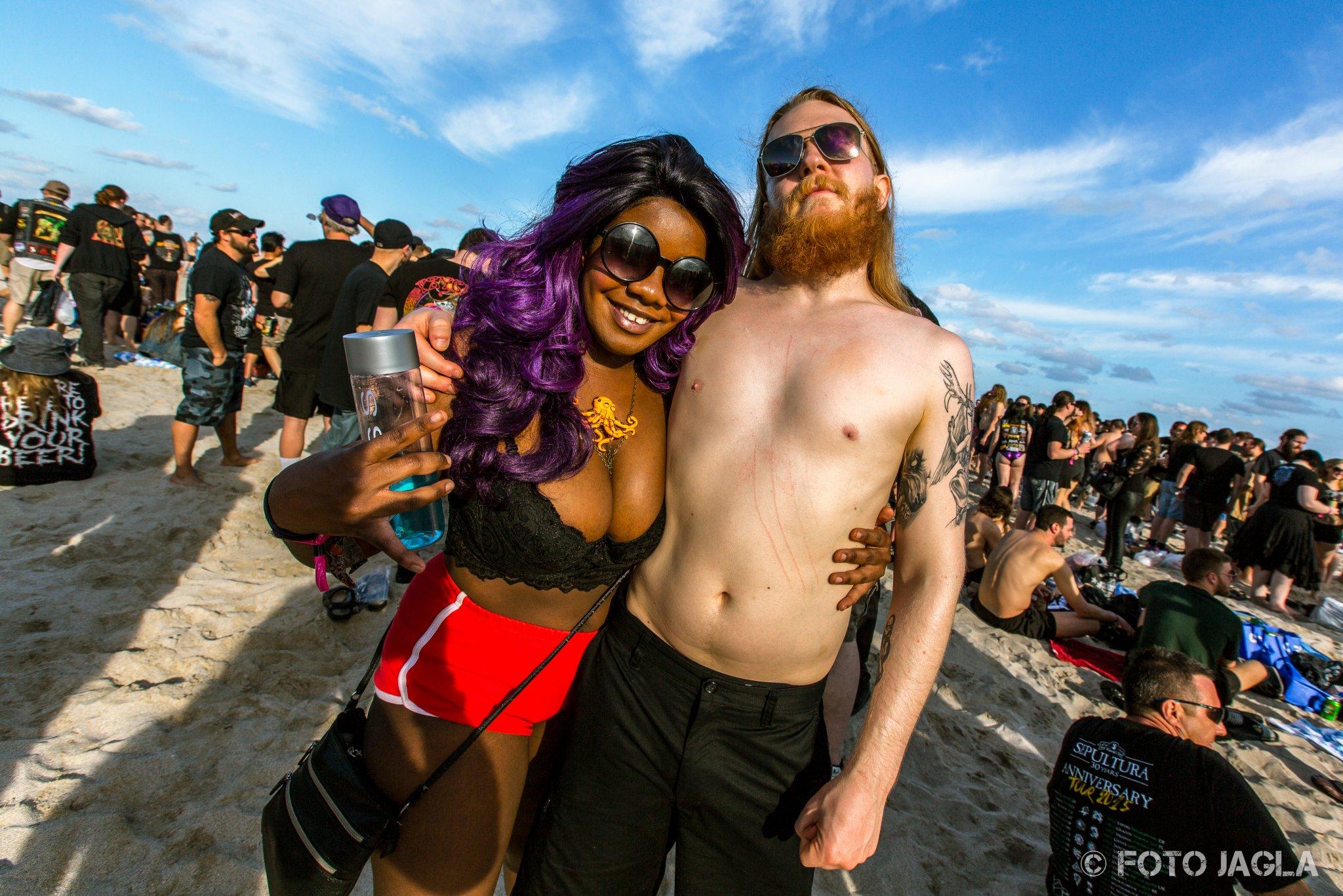 70000 Tons Of Metal 2017 Beachparty at South Beach, Miami (Florida)