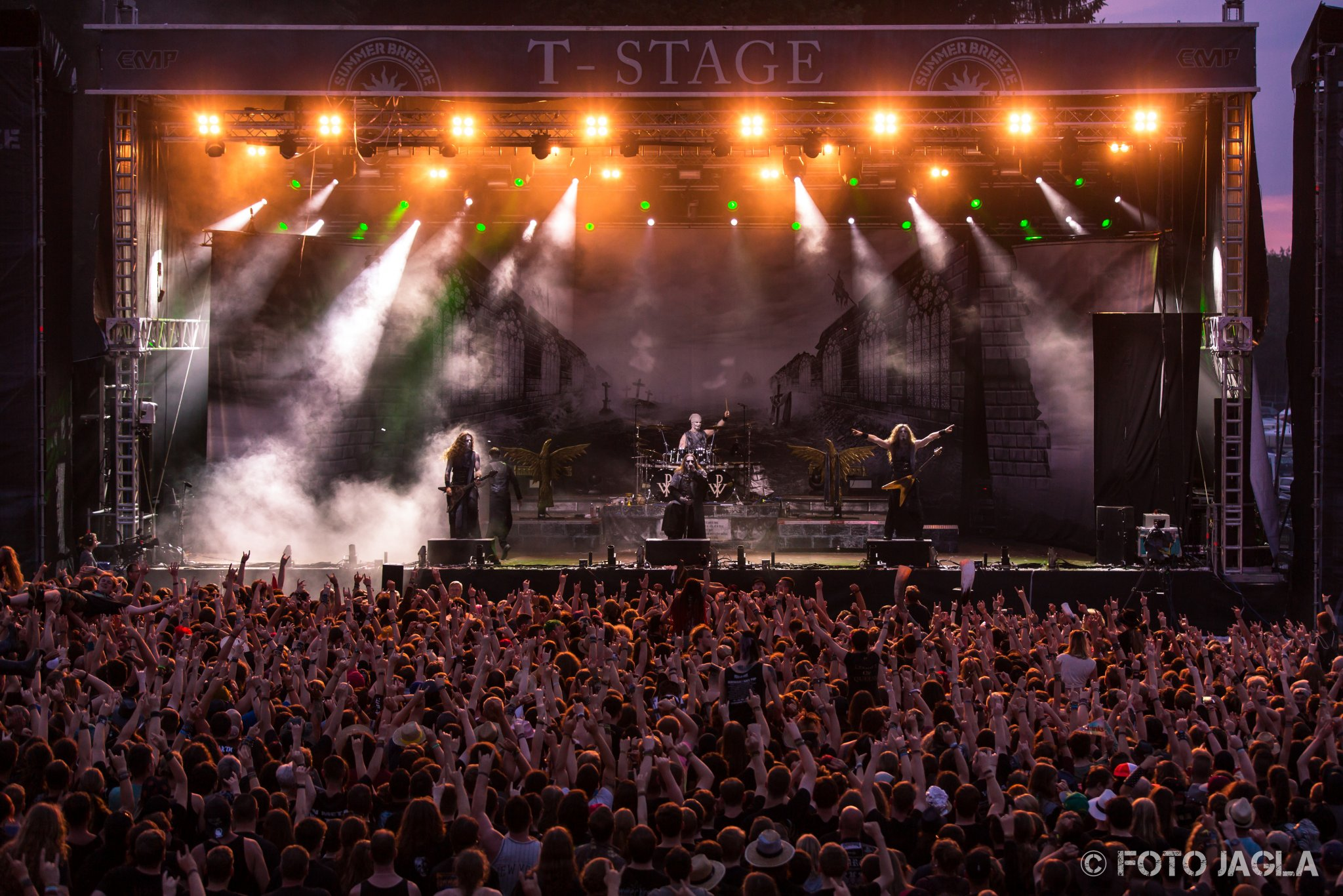 Summer Breeze Open Air 2017 in Dinkelsbühl