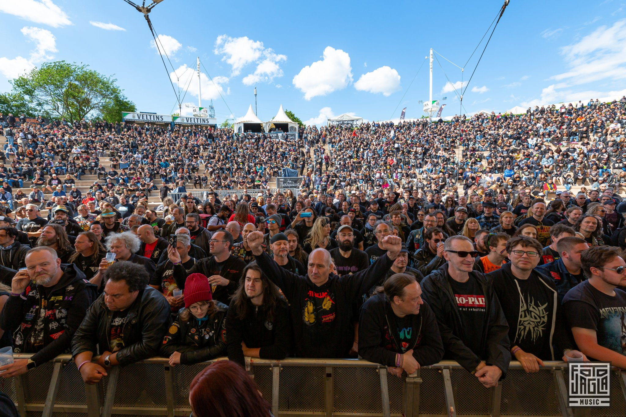 Zuschauermenge