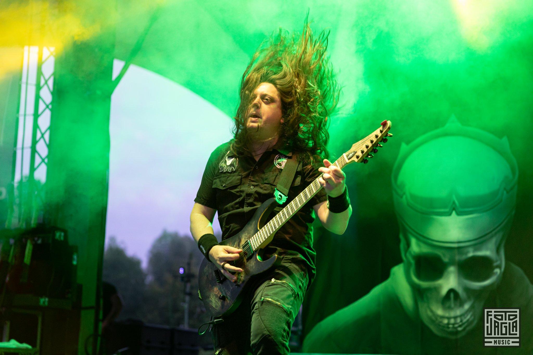Anthrax Rock Hard Festival 2019 Amphitheater in Gelsenkirchen