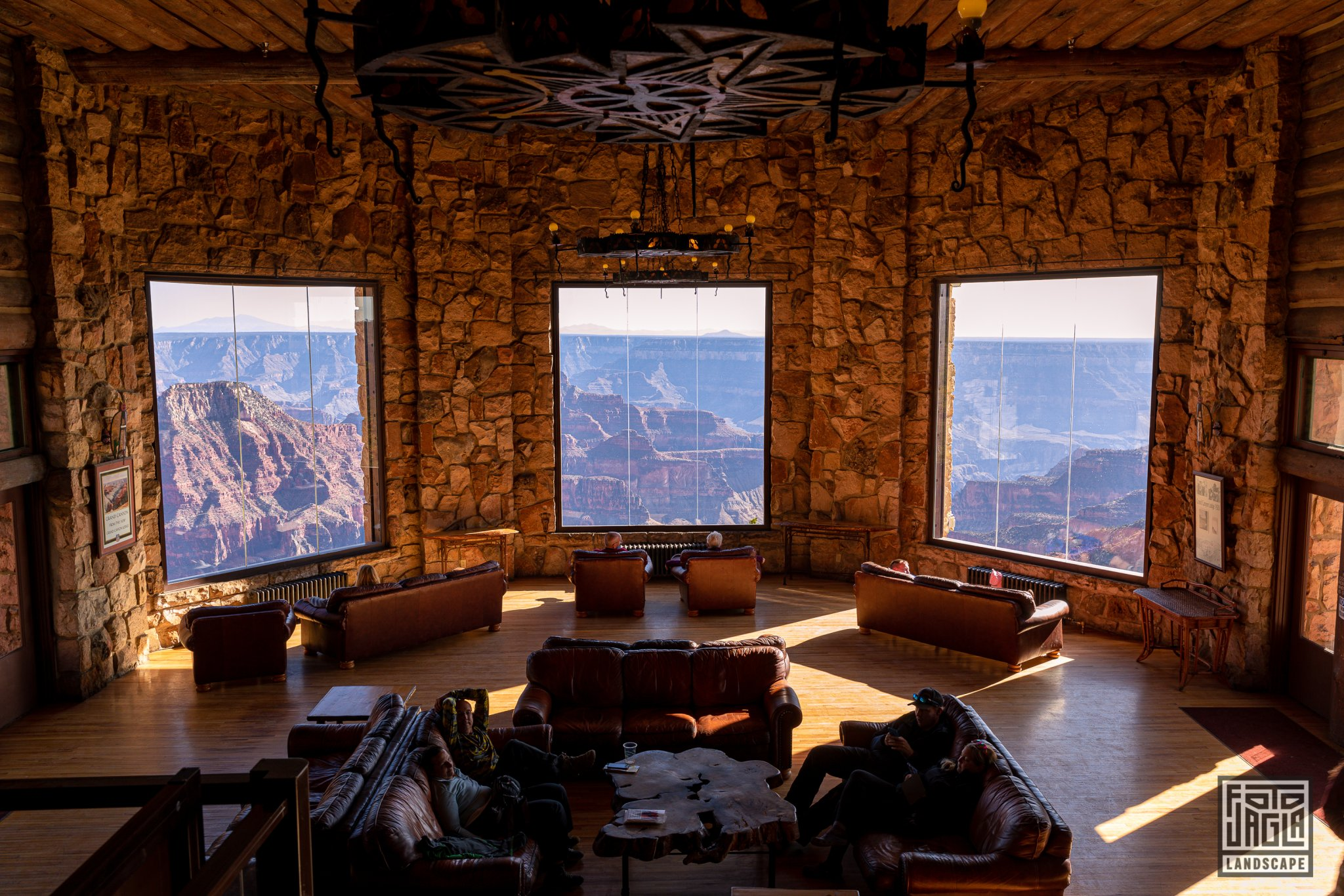 North Rim - Grand Canyon Lodge