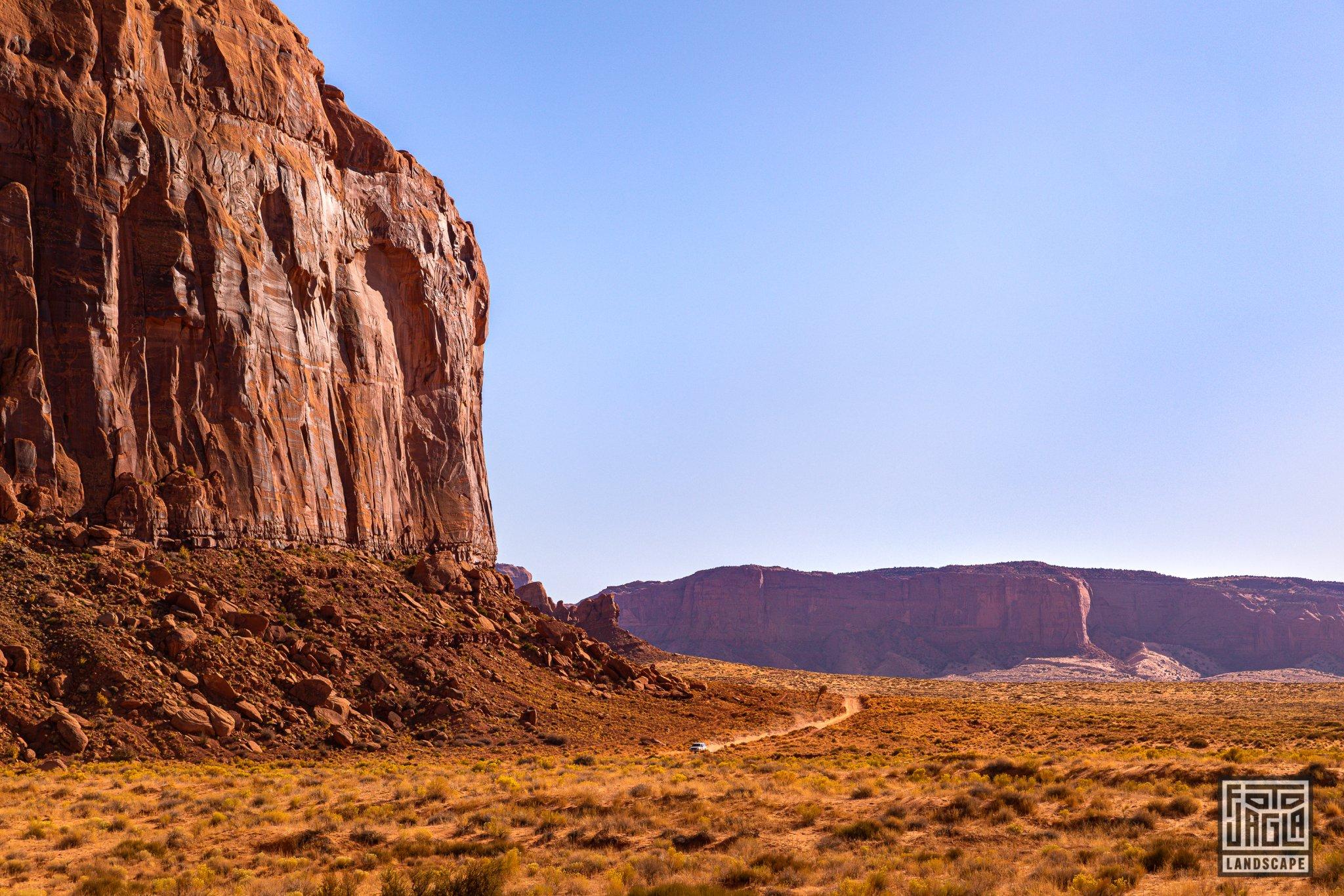 Monument Valley Panorama Arizona, USA 2019
