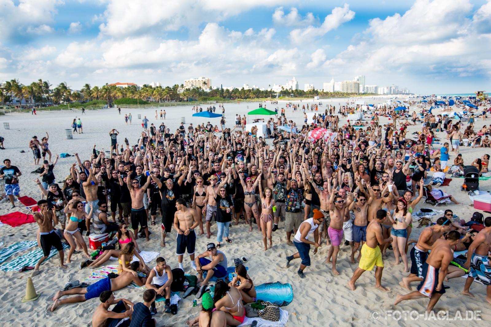 70000 Tons of Metal 2013 ::. Beachparty @ South Beach, Miami ::. http://www.foto-jagla.de
