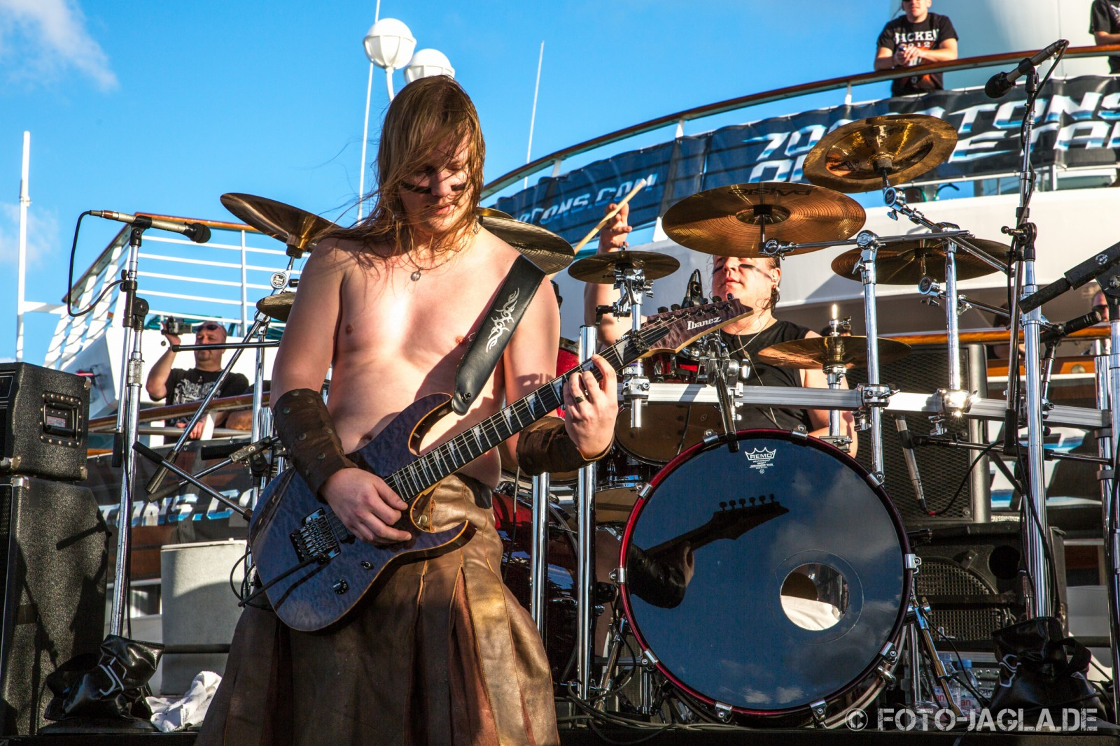 70000 Tons of Metal 2013 ::. Ensiferum ::. http://www.foto-jagla.de